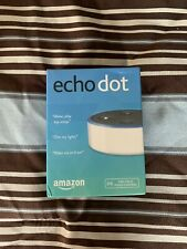 Amazon Echo Dot -(2nd Generation) - White Smart Assistant