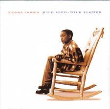 DIONNE FARRIS / WILD SEED - WILD FLOWER * NEW CD * NEU *