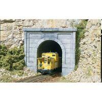 Woodland Scenics C1252 HO-Scale Single Track Tunnel Portal, Concrete