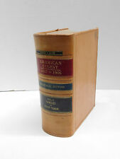 American Law Digest 1897 to 1906 Decennial Edition Vol. 7  Leather Decorative