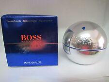 Boss in Motion Blue Edition by Hugo Boss 3 oz /90 ml Eau de Toilette Spray MEN