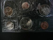 1971 Canadian Uncirculated 6 Coin Set