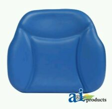 Big Boy Seat Replacement Back Cushion For Ford/New Holland Model Tractors, Blue