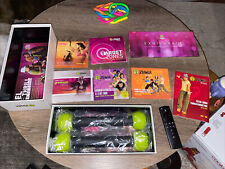 Exhilarate Body Shaping System with Toning Sticks (Dvd, 7 Disc, 2012/5 Extra Dvd