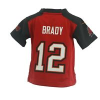 Nike NFL Youth Tampa Bay Buccaneers Tom Brady #12 Game Team Jersey ...