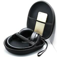 Headset Carry Pouch Box Headphone Earphone Case Protection Bag Storage for Sony