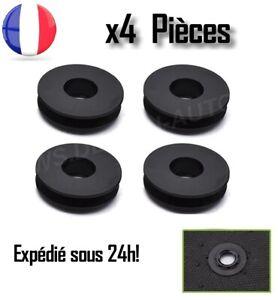 x4 Clips Fixation Tapis de Sol pour Peugeot//Citroen Attache Picasso DS4/5/6 etc