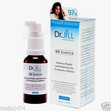 3 X Dr.Jill G5 Essence Culminate Serum Whitening Skin Smooth Radiant Anti-Aging