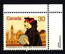 CANADA - 1982 - Centenario dell'Esercito della Salvezza