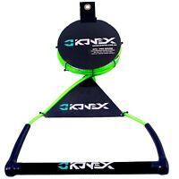Konex Pro Wakeboard Round Suede Handle & Spectra Dynema Rope GREEN KP2