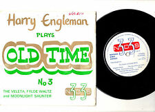 """""""DANCE"""".HARRY ENGLEMAN """"PLAYS"""" OLD TIME NO.3.UK ORIG 7"""" EP & PIC/SL.EX"""