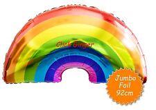 Rainbow Jumbo Helium Foil Balloon Unicorn My Little Pony
