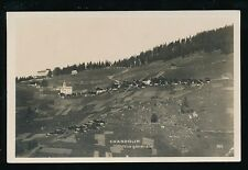 Switzerland CHANDOLIN General view Perrochet-Matile early RP PPC