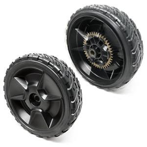 Set of 2 – Honda HRN216 Rear Wheels (42710-VR8-N00ZA) - SHIPS FREE