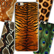 Animal Pattern Case for Huawei Y6 2019, Painted Cover WeirdLand