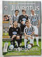 HURRA' JUVENTUS N. 5 MAGGIO 2007 FIAT 5 MAGGIO 2002 CHIELLINI MARCHISIO SERIE B
