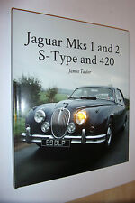 Jaguar All MK 1 & 2 S-Type 4.2 To 420 BOOK HISTORY SPECS EVO BUY GUIDE 1955-69