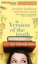 """""""A Version of the Truth"""" Novel"""