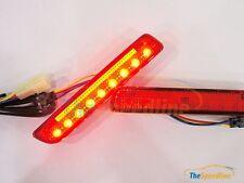 13 14 15 SUZUKI SX4 S-Cross Crossover Rear Bumper LED Strip Reflector Light RR