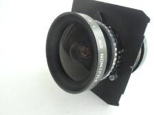 Fujinon (Fuji) SW 90mm /f 8.0 lens (B/N. 605460), Copal shutter, Toyo board