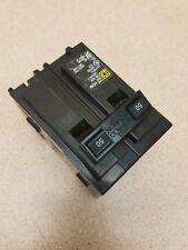 NEW Square D 50 Amp 2-Pole Circuit Breaker Homeline Standard Trip Residential