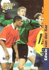 1998 Panini Holland Mondial '98 Complete Set (1-75) Wk 98 Cards Netherlands