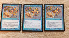 Magic the Gathering - Urza's Legacy - Cloud of Faeries x 3 - New