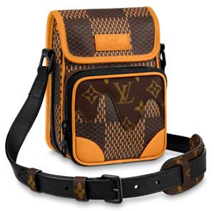 Louis Vuitton Virgil x Nigo Nano Amazone Messenger Crossbody Bag N40357 SOLD OUT