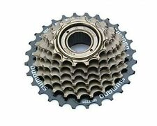 New Shimano MF-TZ21 7-Speed Freewheel Cassette 14-28T for MTB Road Cycling Bike