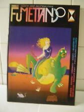 Fumettando n.3 Pubblicazione amatoriale Primavera 1992.