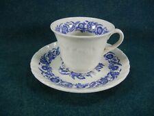 Wedgwood Cornflower Blue Demitasse Cup and Saucer Set(s)