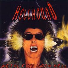 HELLHOUND Metal Fire CD Tank Metalucifer Accept Exciter Saxon Witchunter Maiden