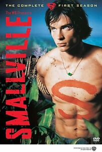 Brand New DVD Smallville: The Complete First Season Tom Welling Kristin Kreuk