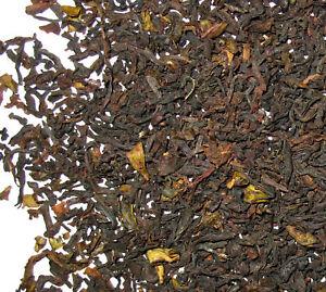 Natural iced blend black tea natural loose leaf tea  8 OZ