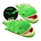 Dinosaur Slippers 3D Animail Soft Comfy Character Novelty slippers Glow in Dark
