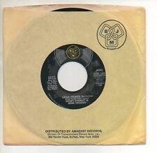 KENNY EVERETT & MIKE VICKERS 45 RPM Promo Record CAPTAIN KREMMEN Unplayed Mint-