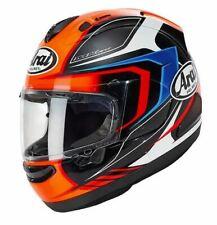 Arai RX-7V Maze Red Full Face Motorcycle Helmet