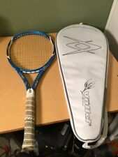 Volkl Dnx 6 Attiva 100 head 4 3/8 grip Tennis Racquet With Cover