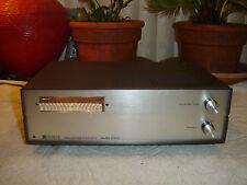 Pioneer Sr-101 Stereo Tube Spring Reverb Reverberation Amplifier Vintage, Repair