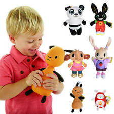 Bing Bunny Plush Toy Sula FLOP PANDO Bedtime Rabbit Stuffed Doll Kids Toy Gifts