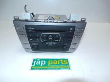 MAZDA 6 RADIO/CD/DVD/SAT/TV FACTORY IN DASH STACKER, GH, 02/08-11/12 08 09 10 11