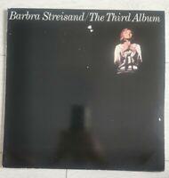 BARBRA STREISAND: THE THIRD ALBUM (1964) CBS LP 32041 VG/NM