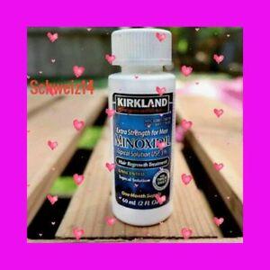 Kirkland 5% Minoxidil Hair ReGrowth  generic liquid Men-New stock