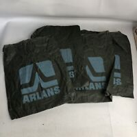 Vintage Defunct Department Store Paper Shopping Bags Arlans 60s 70s