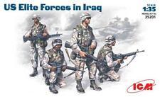 ICM 1/35 US Elite Forces in Iraq # 35201