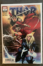 Thor #4 (2020) VF+/NM - 1st Cameo Appearance Black Winter