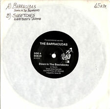 BARRACUDAS down in the boondocks SNEETCHES everybody's talking 45RPM BOB #35