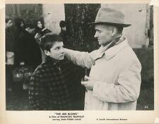 Jean Pierre Leaud Original Vintage 1959 The 400 Blows Francois Truffaut Photo