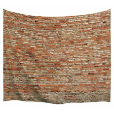 3D Brick Tapisserie Wandbehang Tapisserie Wandteppich Tagesdecke Home Decor