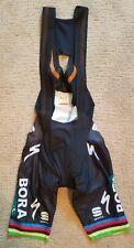 Authentic Sportful Peter Sagan Bora World Champion Issued Bib Shorts - Size L